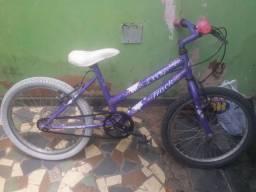 Bicicleta aro 20 conservada