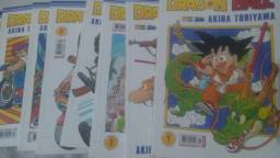 Coleção Dragon Ball - Panini