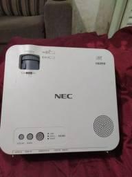 Projetor Nec ve282 Branco c/ autofalante (datashow)
