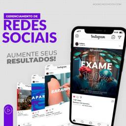 Gerenciamento Redes Sociais com Marketing Digital vendas