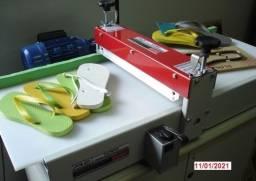 Máquina Corte E Vinco Elétrica De 50 x 100cm com facas!