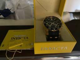 Relógio Invicta Pro Diver 6981 Ouro 18k