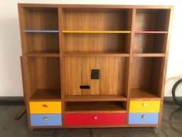 Móveis para quarto de brinquedos