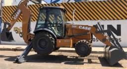 Retroescavadeira Case 580N 2015