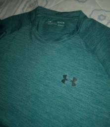 Camiseta under  armour