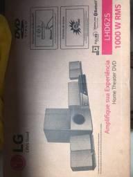 Home theater DVD LHD625 NOVO LG