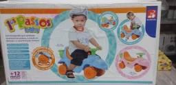 Promoção - Andadores Infantil de Empurrar Bandeirante - Primeiros Passos Baby - Novos