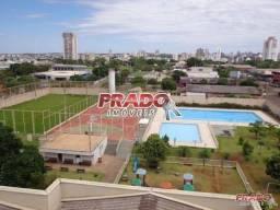 Apartamento com 3 dormitórios para alugar, 69 m² por R$ 850,00/mês - Jardim Aclimação - Ma