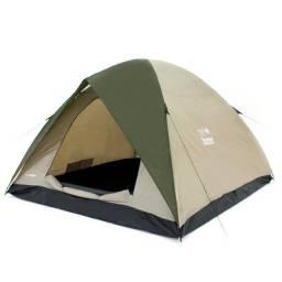 Barraca Camping Alta Premium 3x3 para 6 pessoas