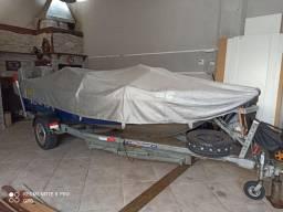 Lancha Barco Marajó 16 customizada