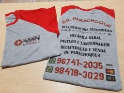 Camisas para uniformes Personalizadas