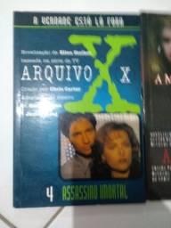 2 Livros de Arquivo X