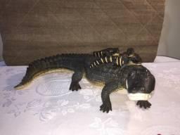Crocodilo de borracha