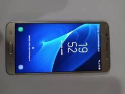 Samsung J7 Metal Dourado