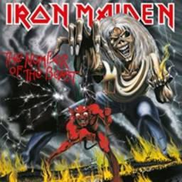 Título do anúncio: Disco de Vinil:  Iron Maiden