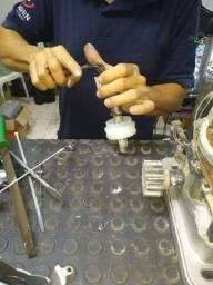 Vendemos e instalamos engrenagem para motores PPA ou Garen para Portão de garagem