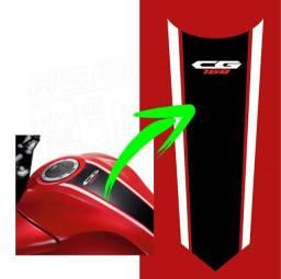 Adesivos personalizados para motos