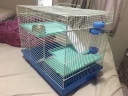 Gaiola hamster, seminova