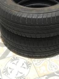 Par de pneus 165/70/13