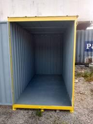 Container, guarita , deposito , almoxarifado