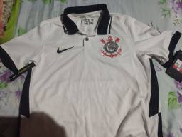 Camisa do Corinthians gola Polo original