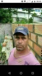 Ageu Silva pedreiro profissional
