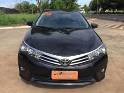 Toyota Corolla xei completo automático Preto