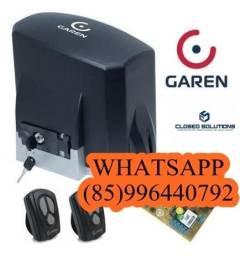 Motor pra portão residencial Garen  549,00 instalado