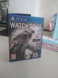 Watch Dogs PS4 usado