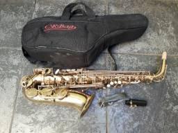 Sax Alto Shelter original Saxofone De Luthier Troco+$