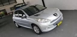 Peugeot hatch 207 1.4 flex xrs 2012