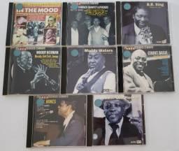 Lote 8 Cds - Jazz&Blues