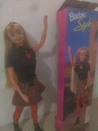 Boneca Barbie antiga School Spirit - 1995