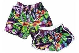 Kit Shorts Casal