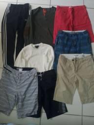 Lote de roupas infantis 10/14 anos originais