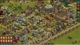Perfil jogo Forge of Empires
