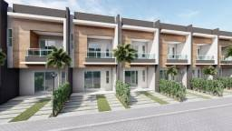 193 mil Lindas casas duplex na pajuçara 3 quartos 3 wc 2 vagas lazer completo  Doc.gratis