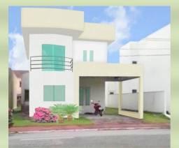 Casa no Cidade Jardim 2 - construída em lote de 300m2
