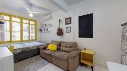 Apartamento em Centro Histórico, Porto Alegre/RS de 21m² 1 quartos à venda por R$ 130.000,