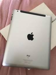 iPad 2 16gb Wi-Fi e 3G + carregador! Sem marcas