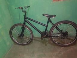 Vendo Bicicleta R$400_aro 26 reduzido