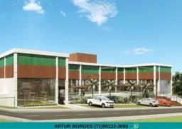 Vendo salas e espaços comerciais na Estrada do Coco. A partir de 18m²