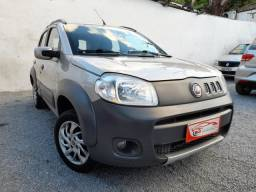 FIAT UNO WAY 2012 1.0 8V FLEX/GNV 4P MANUAL