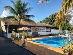 Chácara com 3 dormitórios à venda, 1050 m² por R$ 850.000,00 - Parque Residencial Regina (