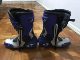 Vendo bota alpinestars SMX