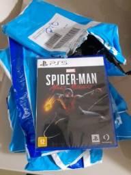 Jogo Spider Man Miles Morales - PS5 - Lacrado - aceito cartão