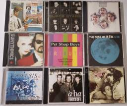 Lote 9 Cds - Bandas POP Internacional