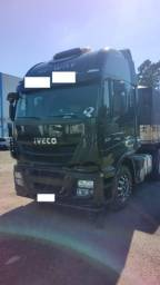 Caminhão iveco hiway 440 6x2 completo ano 19/20