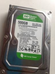 HD 500 gb wd 32 mb cache