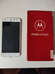 Motorola Moto Z2 Play - Dourado + Snap de Bateria Power Pack